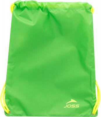 Мешок для мокрых вещей JossВместительная сумка joss, выполненная из водостойкого материала, подойдет для мокрых вещей.<br>Пол: Мужской; Возраст: Взрослые; Вид спорта: Плавание; Размер (Д х Ш), см: 42 х 34; Водоотталкивающая пропитка: Да; Производитель: Joss; Артикул производителя: ASR03A771; Страна производства: Китай; Материал верха: 100 % полиэстер; Размер RU: Без размера;