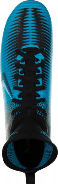 6585cb35 Бутсы мужские Demix Triada черный/синий цвет — купить за 3799 руб. в  интернет-магазине Спортмастер