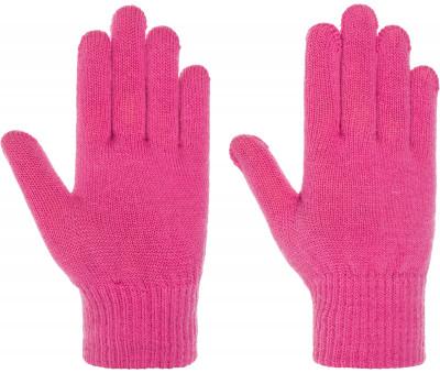 Перчатки для девочек DemixВазаные перчатки подойдут для активного отдыха и путешествий в холодное время года.<br>Пол: Женский; Возраст: Дети; Вид спорта: Спортивный стиль; Материал верха: 74 % акрил, 22 % полиэстер, 3 % эластодиен, 1 % спандекс; Производитель: Demix Basic; Артикул производителя: 1GCG02X1; Страна производства: Китай; Размер RU: 6;