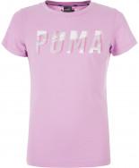 Футболка для девочек Puma Style Graphic