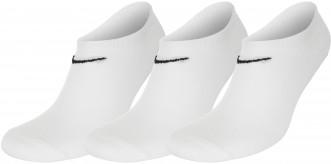 Носки Nike Value No-Show, 3 пары