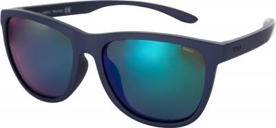 Солнцезащитные очки мужские InvuСпортивные солнцезащитные очки от invu защищают глаза от травм и ультрафиолета, обеспечивая отличный обзор.<br>Возраст: Взрослые; Пол: Мужской; Цвет линз: Зеленый; Цвет оправы: Синий матовый; Назначение: Спортивный стиль; Вид спорта: Спортивный стиль; Ультрафиолетовый фильтр: Да; Поляризационный фильтр: Да; Зеркальное напыление: Да; Категория фильтра: 3; Материал линз: Полимер; Оправа: Пластик; Технологии: Ultra Polarized; Производитель: Invu; Артикул производителя: A2800D; Срок гарантии: 1 месяц; Страна производства: Китай; Размер RU: Без размера;