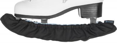 Чехол для лезвий NordwayЧехлы для лезвий от nordway предназначены для хранения коньков после катания. Впитывают влагу и защищают лезвия от преждевлеменной коррозии.<br>Материалы: Верх: 100 % хлопок, Подкладка: 100 % полиэстер; Производитель: Nordway; Вид спорта: Хоккей; Артикул производителя: NBLCL-4; Страна производства: Китай; Размер RU: 36-46;
