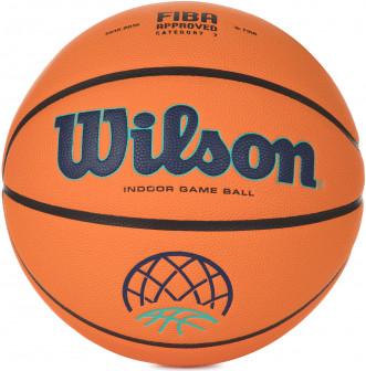 Мяч баскетбольный Wilson EVO NXT CHAMP LEAGUE