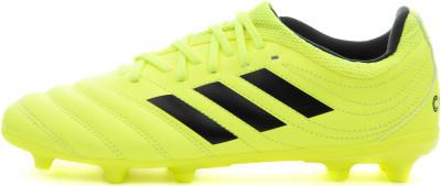 Бутсы детские Adidas Copa 19.3 FG, размер 37,5
