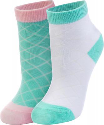 Носки для девочек Wilson, 2 пары, размер 34-36