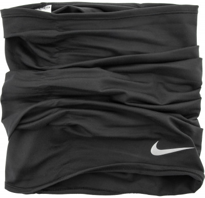 Шарф NikeШарф от nike - это лучший выбор для надежной защиты от холодного ветра во время пробежки. Практичность шарф закрывает не только горло, но и голову.<br>Пол: Мужской; Возраст: Взрослые; Вид спорта: Бег; Производитель: Nike; Артикул производителя: N.RA.35-001; Страна производства: Китай; Материал верха: 88 % полиэстер, 12 % спандекс; Размер RU: Без размера;