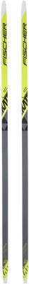 Беговые лыжи Fischer LS Combi Xtra StiffСпортивные комбинированные лыжи для катания классическим и коньковым стилем. Модель рассчитана на продвинутых лыжников. Увеличенная жесткость.<br>Назначение: Спорт; Стиль катания: Комбинированный; Уровень подготовки: Продвинутый; Пол: Мужской; Возраст: Взрослые; Рекомендуемый вес пользователя: 70-100 кг; Сердечник: Air Tec; Геометрия: 41 - 44 - 44 мм; Конструкция: Cap; Система насечек: Отсутствует; Скользящая поверхность: Sintec; Жесткость: Высокая; Платформа: Отсутствует; Вид спорта: Беговые лыжи; Технологии: Air Tec Basalite, Power Layer, Ultra Tuning; Производитель: Fischer; Артикул производителя: N73717; Срок гарантии на лыжи: 1 год; Страна производства: Украина; Размер RU: 197;