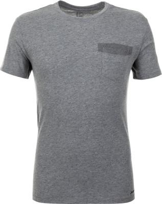 Футболка мужская Demix, размер 54Футболки<br>Удобная футболка из смесовой ткани от demix, выполненная в спортивном стиле. Натуральные материалы натуральный хлопок гарантирует комфорт и воздухообмен.