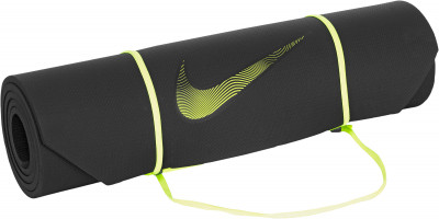 Коврик для фитнеса Nike AccessoriesКоврик для фитнеса nike accessories обеспечивает максимальный комфорт во время тренировок. Модель легко сворачивается, что позволяет компактно ее хранить.<br>Толщина: 8 мм; Вес, кг: 0,85; Размер (Д х Ш), см: 181 х 61; Состав: 95 % стирол-бутадиен-стирол, 5 % полиэстер; Вид спорта: Кардиотренировки, Фитнес; Производитель: Nike Accessories; Артикул производителя: N.EX.10.023.NS; Размер RU: Без размера;