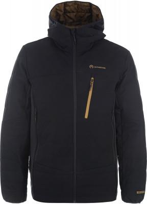 Куртка утепленная мужская Outventure, размер 50Куртки <br>Утепленная мужская куртка от outventure для походов и активного отдыха на природе.