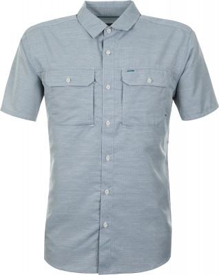 Рубашка мужская Mountain Hardwear Canyon Sleeve Shirt, размер 52Рубашки<br>Рубашка от mhw разработана специально для активного отдыха. Классический крой и современный материал гарантируют комфорт в походе.