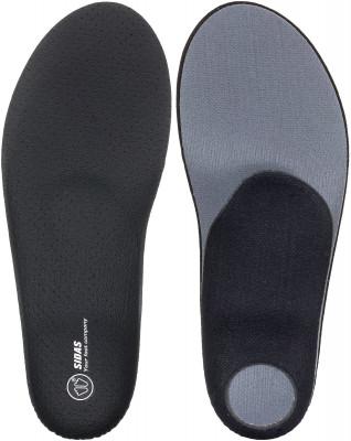 Стельки Sidas City + Slim (для узкой обуви) Flash FitУдобная стелька от sidas, разработанная специально для узкой обуви.<br>Пол: Мужской; Возраст: Взрослые; Вид спорта: Спортивный стиль; Технологии: FLASHFIT; Производитель: Sidas; Артикул производителя: CSESPCIT12-SLI_02; Материалы: Полиэстер, пена ЭВА, гель, синтетика; Размер RU: 37-38;