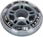 Набор колес для роликов REACTION 78 мм, 80А, 4 шт