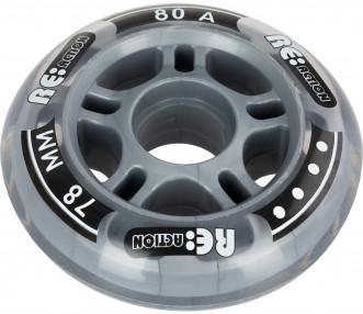 Набор колес Reaction: 78 мм, 80А, 4 шт.