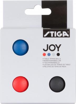 Мячи для настольного тенниса Stiga JOY, 4 шт.