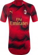 Клубная футболка мужская Puma Ac Milan Stadium Graphic