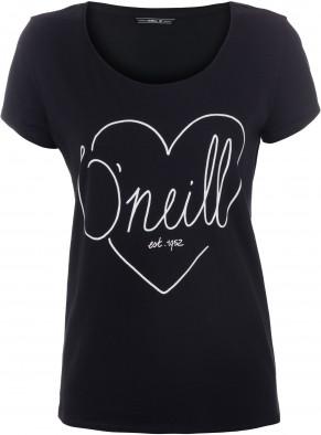 Футболка женская O'Neill Heart Graphic