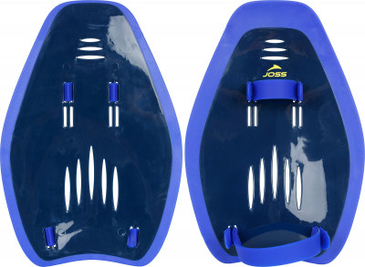 Лопатки для гребли Joss PaddlesАксессуар для тренировки мышц верхней части тела и развития общей техники плавания. Эргономичная форма позволяет улучшить технику во время тренировки в бассейне.<br>Пол: Мужской; Возраст: Взрослые; Вид спорта: Плавание; Производитель: Joss; Артикул производителя: JSACU01Z2M; Страна производства: Китай; Размер RU: 59;