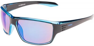 Солнцезащитные очки UvexМодные солнцезащитные очки, которые можно использовать и во время активного отдыха.<br>Цвет линз: Голубой Зеркальный; Назначение: Городской стиль; Пол: Мужской; Возраст: Взрослые; Вид спорта: Активный отдых; Ультрафиолетовый фильтр: Есть; Зеркальное напыление: Есть; Материал линз: Поликарбонат; Оправа: Пластик; Технологии: 100% UVA- UVB- UVC-PROTECTION, Decentered Lens, LITEMIRROR; Производитель: Uvex; Артикул производителя: S5308792214; Срок гарантии: 1 месяц; Страна производства: Китай; Размер RU: Без размера;