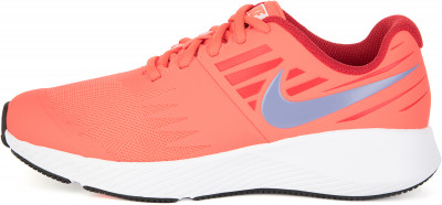 Кроссовки детские Nike Star Runner, размер 35Кроссовки <br>Детские беговые кроссовки nike star runner (gs) - идеальное сочетание функциональности и стремительного дизайна. Модель рассчитана на нейтральную пронацию стопы.
