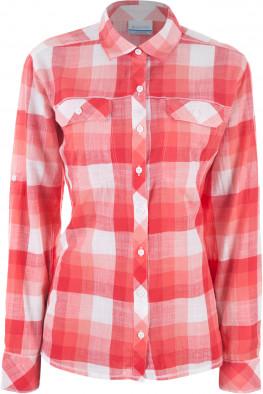 Рубашка с длинным рукавом женская Columbia Camp Henry Long Sleeve