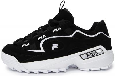 Кроссовки мужские Fila D-Formation, размер 40,5