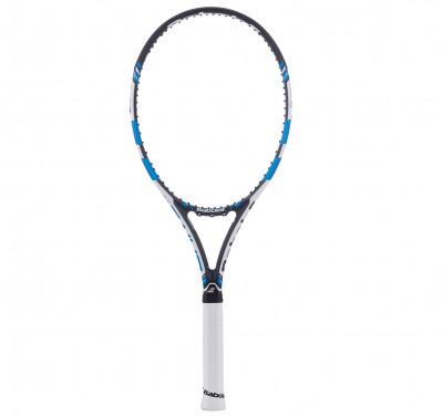 Ракетка для большого тенниса Babolat Pure Drive Team UnstrungРакетка pure drive team для игроков, которые ищут мощную, но легкую и маневренную ракетку.<br>Вес (без струны), грамм: 285; Размер головы: 645 кв.см; Длина: 27; Баланс: 320 мм; Материалы: Графит; Наличие струны: Опционально; Наличие чехла: Опционально; Вид спорта: Большой теннис; Технологии: CDS, ED, FSI; Производитель: Babolat; Артикул производителя: 101300; Срок гарантии: 2 года; Страна производства: Китай; Размер RU: 3;