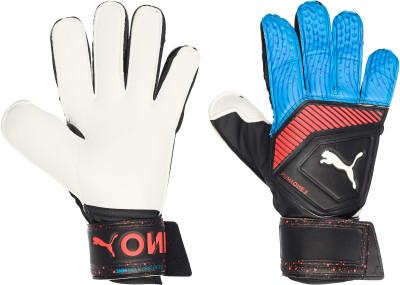 Перчатки вратарские Puma, размер 9Перчатки<br>Высококачественные вратарские перчатки от puma c прочным латексным покрытием ладони.