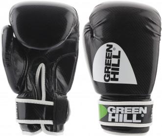 Перчатки боксерские Green Hill Dragon