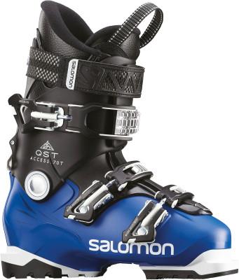 Купить со скидкой Ботинки горнолыжные детские Salomon QST Access 70 T, размер 39,5