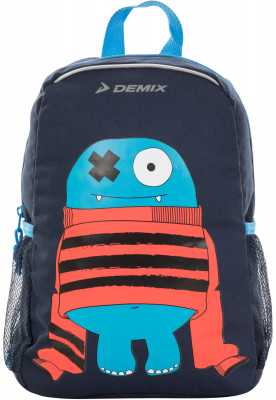 Рюкзак для мальчиков Demix, размер Без размера