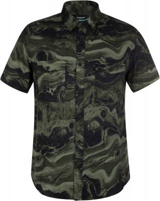 Рубашка с коротким рукавом мужская Termit, размер 50