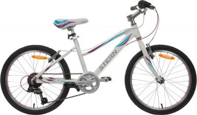 Leeloo 20 Street (2019), размер 120-140Велосипеды<br>Горный велосипед с алюминиевой рамой и с переключателями shimano отлично подойдет девочкам в возрасте 6-9 лет.