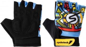 Перчатки велосипедные детские Cyclotech URBAN-KID