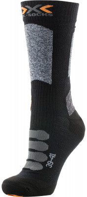 Носки X-Socks, 1 параВысокотехнологичные гольфы x-socks xc racing защищают от раздражения кожу, снижают риск перегрева ноги, предотвращают трение и натирание.<br>Пол: Мужской; Возраст: Взрослые; Вид спорта: Беговые лыжи; Плоские швы: Да; Дополнительная вентиляция: Да; Материалы: 62% нейлон, 22% шерсть, 14% полипропилен, 2% эластан; Производитель: X-Socks; Страна производства: Италия; Размер RU: 39-41;