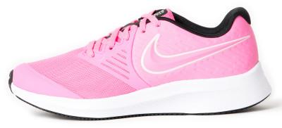 Кроссовки для девочек Nike Star Runner 2 (Gs), размер 35