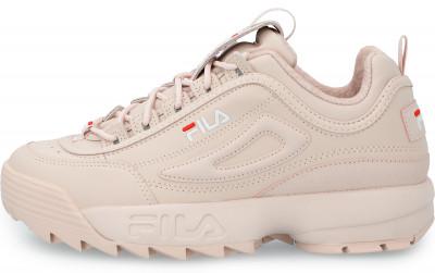 Кроссовки женские Fila Disruptor II Premium, размер 35
