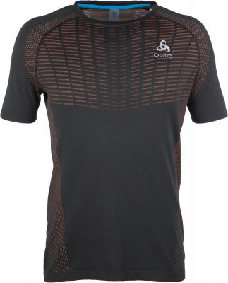 Футболка мужская Odlo Zeroweight X-LightУдобная и технологичная футболка от odlo - оптимальный вариант для занятий бегом. Отведение влаги ткань эффективно отводит влагу.<br>Пол: Мужской; Возраст: Взрослые; Вид спорта: Бег; Гигроскопичность: Да; Защита от УФ: Нет; Покрой: Зауженный; Плоские швы: Да; Светоотражающие элементы: Да; Дополнительная вентиляция: Да; Материалы: 79 % полиэстер, 21 % полиамид; Технологии: Effect by ODLO; Производитель: Odlo; Артикул производителя: 312302; Страна производства: Шри-Ланка; Размер RU: 48-50;