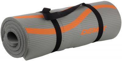 Коврик для фитнеса DemixАксессуары<br>Современный, удобный и компактный аксессуар для занятий фитнесом в домашних условиях.
