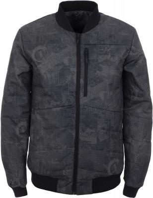 Куртка утепленная мужская Outventure, размер 48Куртки <br>Мужская куртка от outventure - оптимальный вариант для поездок и путешествий. Свобода движений свободный крой не сковывает движения.
