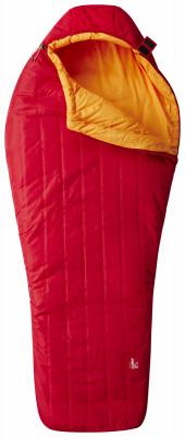 Mountain Hardwear Hotbed SparkТрехсезонный спальник от mountain hardwear - отличный выбор для походов и кемпинга.<br>Назначение: Туристические; Возможность состегивания: Да; Защита молнии: Да; Наличие капюшона: Да; Наличие компрессионного чехла: Да; Верхняя температура комфорта: +6; Нижняя температура комфорта: +2; Температура экстрима: -13; Материал верха: Полиэстер; Материал подкладки: Полиэстер; Наполнитель: Полиэстер; Вес, кг: 1,2; Длина: 198 см; Ширина: 80 см; Размер в сложенном виде (дл. х шир. х выс), см: 20 x 36; Максимальный рост пользователя: 182 см; Вид спорта: Походы; Технологии: THERMAL.Q; Производитель: Mountain Hardwear; Артикул производителя: 1652091675; Срок гарантии: 2 года; Страна производства: Китай; Размер RU: 182;