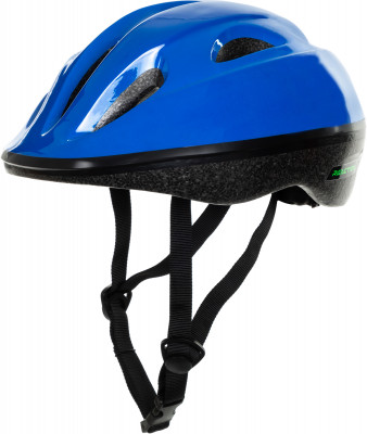 Шлем детский REACTIONЗащита и наклейки<br>Детский шлем с регулировкой размера. Модель оснащена улучшенной защитой височной и затылочной части головы.