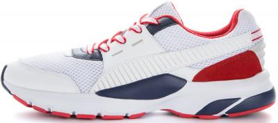Кроссовки мужские Puma Future Runner Premium, размер 43,5Кроссовки <br>Для твоего эффектного образа - кроссовки future runner premium. Комфорт стелька softfoam дарит комфорт и дополнительную амортизацию.
