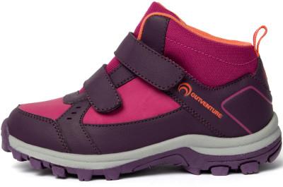 Ботинки для девочек Outventure Track Mid, размер 30