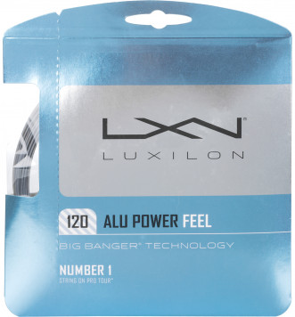 Струна теннисная Wilson Alu Power Feel 120