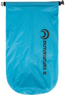 Гермомешок Outventure, 10 лГерметичный мешок для максимальной защиты снаряжения, одежды, техники и документов от влаги. Объем: 10 л.<br>Материалы: 100 % нейлон; Объем: 10 л; Вид спорта: Кемпинг, Походы; Производитель: Outventure; Артикул производителя: KE801S3; Страна производства: Китай; Размер RU: Без размера;