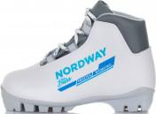 Ботинки для беговых лыж детские Nordway Bliss Jr NNN