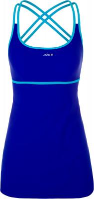 Купальник женский Joss, размер 42Купальники <br>Практичный купальник от joss станет отличным выбором для занятий плаванием. Комфортная посадка эластичная ткань обеспечивает удобную плотную посадку.