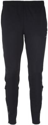 Брюки мужские DemixУдобные брюки demix, выполненные из влагоотводящей ткани, станут превосходным выбором для занятий бегом.<br>Пол: Мужской; Возраст: Взрослые; Вид спорта: Бег; Гигроскопичность: Нет; Защита от УФ: Нет; Плоские швы: Да; Силуэт брюк: Зауженный; Светоотражающие элементы: Да; Компрессионный эффект: Нет; Наличие карманов: Да; Количество карманов: 2; Артикулируемые колени: Нет; Материал верха: 90 % полиэстер, 10 % спандекс; Технологии: MOVI-tex; Производитель: Demix; Артикул производителя: DEPAM0C99L; Страна производства: Китай; Размер RU: 50;